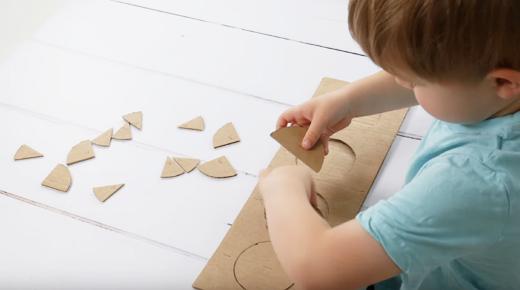 동그라미는 몇 조각일까?