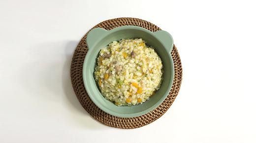 [후기] 브로콜리 단호박 소고기 진밥